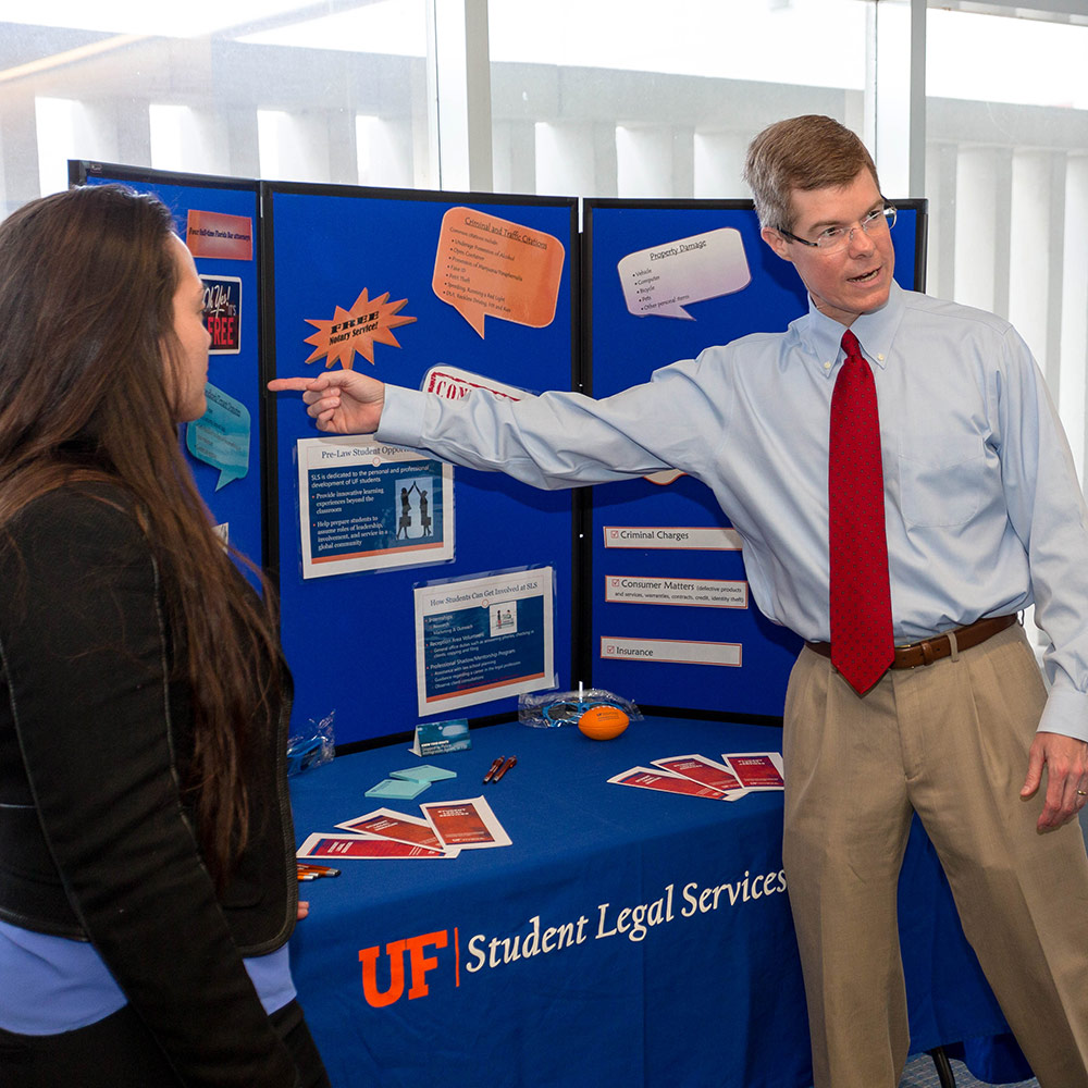 Tabling At An Event